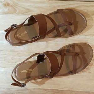 NWT Arizona Sandals, sz 11m